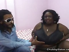 Dick James And Ivy Black - Chubby Sistas