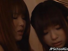 Super Sexy Japanese Schoolgirls Fucking,sucking And Masturbating JAV 3 By JPschoolgirls