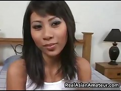 Beautiful Hungry Asian Pumps And Suck Hard Boner 1 By RealAsianAmateur