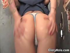 Scarlett Pain - Gloryhole