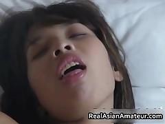 Little Asian Amateur Plugs A Huge Dildo 4 By RealAsianAmateur