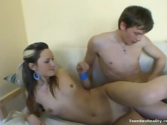 Zabavka And Vano - Teen Sluts