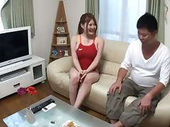 Momoka Nishina Red Swimsuit