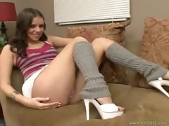 Missy Stone - Dont Let Daddy Know #5 - Scene 5