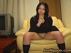 Riho Matsuoka - Riho Matsuoka Lovely Japanese Babe Has Hot Sex 3 By AssNippon