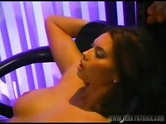 Tera Patrick - Enjoying A Fat Pole