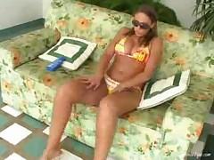 Roxy Carter - Showing A Little Skin