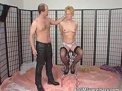 Male Domination Clip Featuring The Pre Sex Ritualistic Tie Up, Where The Cunt Has Nowhere To Go, And