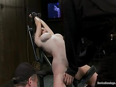 Felony And Darling And Isis Love - Device Bondage