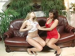 Stacy Silver And Yassica And Zoe - Girls Just Want To Have Fun - Scene 2
