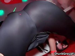 Super Hot And Drunk Lesbians In A Nice Pussy Orgy By DrunkGroupFuck