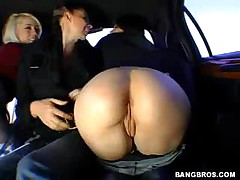 Gianna Michaels And Bobbi Starr And Lorelei Lee - Ass Parade #21