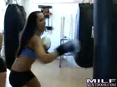 Anisa - Milf Next Door Knock Outs