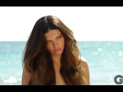 Adrianna Lima - Adriana Lima Posing Naked