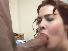 Stud Gets Done By Red Haired MILF