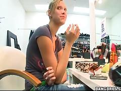 Alexia Rae - Tug Jobs - Butterfly Hand Jobs