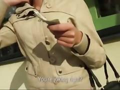 Tea Key - Teen Nurse Showing Her Boobs For Money Before Sucking Dick