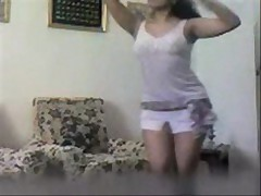 arab egyptian girl belly dancing and masterbating