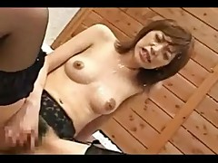 Another Japanese Amateur Bukkake