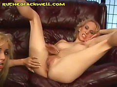 Ruth Blackwell - Blonde Babes Share On Black Guys Tool