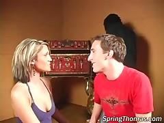 Spring Thomas - My Boyfriend Is A Cuckold