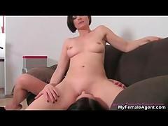 Female Boss Fucking A Cute Amateur Girl Wild By MyFemaleAgent