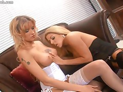 Barbie Baja And Roxy Rider - Whos Your Mommie #2 - Scene 1