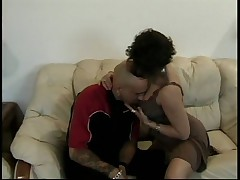 Mature Candy Getting Fat Cock in Fuckhole