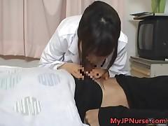 Japanese Female Doctor Gets Some Hot Sex 3 By MyJPnurse