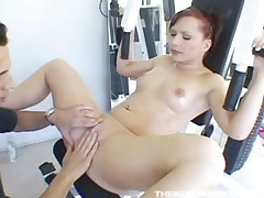 Katja Kassin - The Real Workout - Getting Toned For A Role