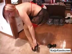 Katja Kassin And Kandice - Hot Sluts About To Get Fucked Hard