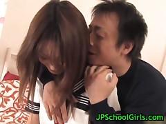 Asian Schoolgirl Gets Pussy Licked 2 By Jpschoolgirls