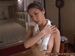 Juri Yamaguchi - Juri Yamaguchi Asian Babe Shows Off Her Cute Tits Jav 1 By JapanMatures
