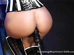 Dana Braidy - Fucking Machine 1000