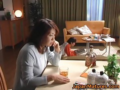 Horny Japanese Mature Babes Sucking And Fucking Cock JAV 1 By JapanMatures