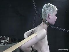 Cherry Torn - Device Bondage