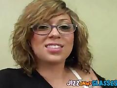 Keesha Knight - Blowjob And Facial