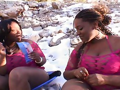 Skyy Black And Show Gurl - Tippin Tha Scales #2 - Scene 4