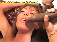 MILFs Mouth And Pussy Are Filled With BBC