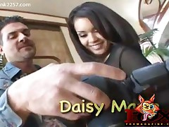 Daisy Marie - Daisy In Stockings Getting Fucked
