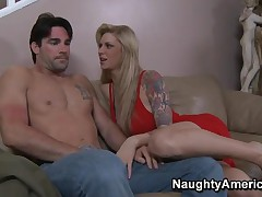 Brooke Banner Vs Charles Dera - My Wifes Hot Friend -  Brooke Just Knows How To Take Care Of A Man W