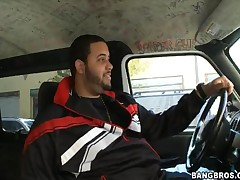Bang Bus - Out Of Towners Have All The Fun!!