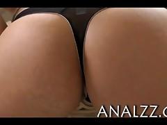 Mackenzee Pierce - Luscious Round Ass Pornstar Mackenzee Pierce With Great Big Rack Gets Her Asshole