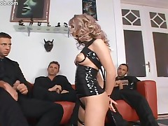 Dora Venter - Domination Zone #2 - Scene 1