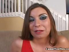 Honey White - Camel Toe Hos