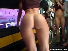 Kodi And Samantha And Brianna - Ass Parade #28