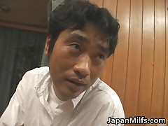 Ageha Aoi - Ageha Aoi Asian MILF Fucking 2 By JapanMilfs