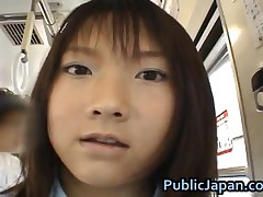 Cute And Horny Asian Babes Having Sex In Public Places JAV 1 By PublicJapan