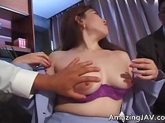 Asian Slut Riding Cock Like A Pro 1 By AmazingJav