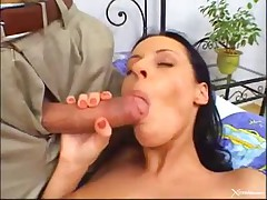 Busty Slut Gets Her Sweet Ass Licked